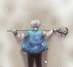 Modern Jack Frost I know he is not from Disney but I love this!! <3 :)