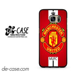 Manchester United Fc The Red Devil DEAL-6828 Samsung Phonecase Cover For Samsung Galaxy S7 / S7 Edge