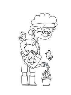 Kleurplaten Verjaardag Bompa.242 Beste Afbeeldingen Van Bc Opa En Oma Day Care Kindergarten En