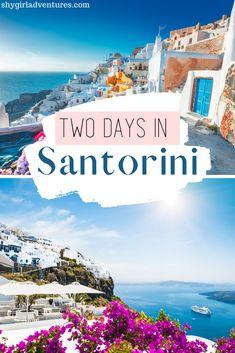 #santorini #greekislands #solotravel