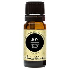 Joy Synergy Blend Essential Oil by Edens Garden (Comparable to DoTerra's Elevation & Young Living's Joy Blend)- 10 ml Edens Garden http://www.amazon.com/dp/B008B9PVJC/ref=cm_sw_r_pi_dp_0Y3zwb0J86CMD