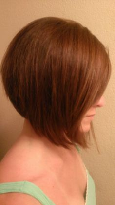 Everyday I'm closer to chopping my hair off! I miss when my hair was super cute like this!