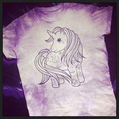 Image of Tattoo'd Pony