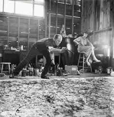 Pollock, Rothko, De Kooning…al servicio de la CIA » Descubrir el Arte, la revista líder de arte en español