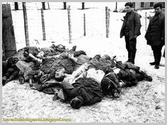 Gallimaufry: Brutal Germans In Russia (And Eastern Front): WW2