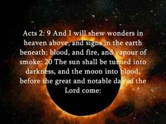 Blood Moons in 2014 2015 | Four Blood Moons- Coming Messiah Jesus - YouTube