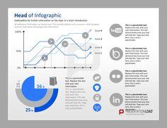 72 besten infographics powerpoint templates bilder auf pinterest