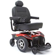 Product Name: Jazzy Select HD Power Chair  Price: $3,699.00  Free Shipping!