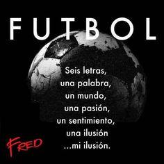 #FredZapaterías #Frase #Futbol