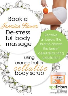 This delicious treatment promotion available at participating stockiest #spalicious Body Scrub Spa, Look After Yourself, Cellulite, Massage, Stress, Told You So, Massage Therapy, Psychological Stress