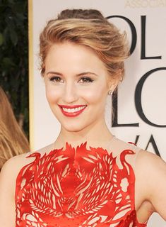 Google Image Result for http://images.beautyriot.com/photos/dianna-agron-updo-highlights-sophisticated-tousled-sexy-formal-blonde.jpg