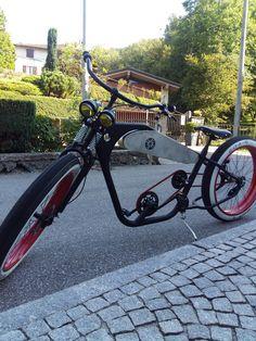 Bici custom - Leffe