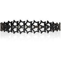 Accessorize Gummy Star Choker Necklace (9.09 CAD) ❤ liked on Polyvore featuring…