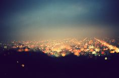 Amazing Night Lights Photography by Anthony Samaniego