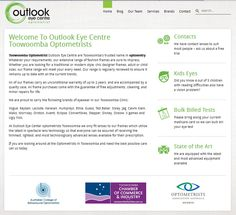 Optometrists Toowoomba Outlook Eye Centre are Toowoomba's trusted name in optometry. Whatever your requirements, our extensive range of fashion frames are sure to impress. Eye Center, Centre, Optometry, Trust, Frames, Range, Eyes, Health, Fashion