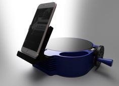 The $30 3D Scanner model