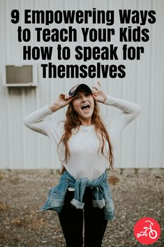 Here are a few ideas for situations when kidscould speak for the themselves and gain the experience they need to grow into self-sufficient and self-assured young people. #empowerment #empoweringkids