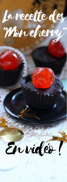Découvrez la recette des Mon Cherry en vidéo