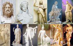 deuses na mitologia grega - Pesquisa Google