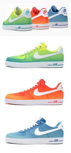 Nike Air Force 1 AC 'Gradient Pack'