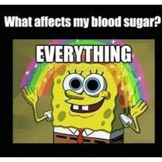 Diabetes is a disease where a person's body is unable to properly store and use glucose. Glucose is a form of sugar and if someone has diabetes their glucose levels will often rise too high. There are basically two different types of diabetes including. Diabetes Memes, Diabetes Recipes, Diabetic Meals, Type One Diabetes, Beat Diabetes, Diabetes Food, Sugar Diabetes, Cure Diabetes Naturally, Thing 1