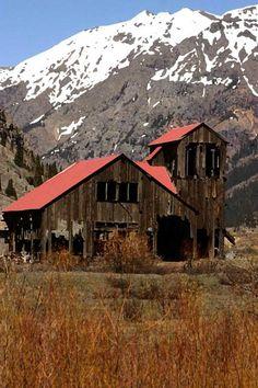 .. old barn