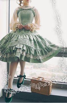 Anie, Inspired: Mori Lolita? | Mori-Kei Substyles