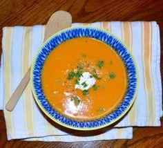Healthy International Recipe: Senegalese Peanut Soup