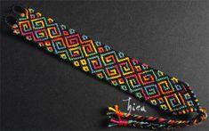 Photo of #44440 by Hisa - friendship-bracelets.net