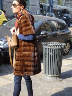 Giovanna Battaglia, Brera, Milano Febb '14