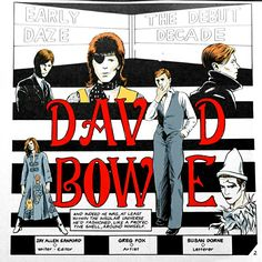 David bowie Favorites .