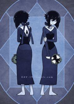 Black Lapis (or Nega LapisLazuli) -Steven Universe