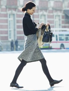 31 Work Outfit Ideas for Women to Wear this Winter - Winter Outfits Fashion Mode, Look Fashion, Winter Fashion, Womens Fashion, Fashion Trends, Classy Fashion, Fashion 2018, Cheap Fashion, Spring Fashion