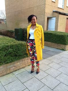 Fashion Bombshell of the Day: Melody from Zimbabwe