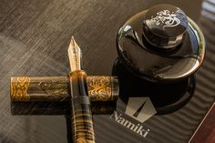 Namiki Emperor Maki-e Fountain Pen - Toryumon