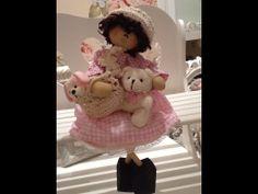 Boneca de Flavia Fagundes  www.elo7.com.br/lepoeme