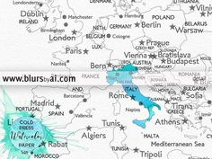 Custom Quote World Map Print World Map With Outlined Countries States And Cities For Marking Your Travels Using Watercolors