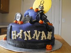 Pin Pin Nightmare Before Christmas Wedding Cake On Pinterest Cake ...