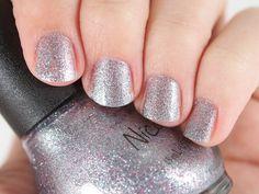 Nicole by OPI, Silver Nail Polish