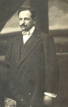 Figura 37. (Página 168).- Luis López Escalant, Alcalde de Aspe durante 1930. Archivo Carlos Aznar Pavía.