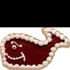 Fudgie the Whale cake
