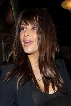 Kim Kardashian Haircut Name Free Hairstyles Modern Short Hairstyles, Angled Bob Hairstyles, Latest Hairstyles, Latest Haircut, Celebrity Hairstyles, Oval Face Haircuts, Girl Haircuts, Kim Kardashian Hair, Kardashian Latest