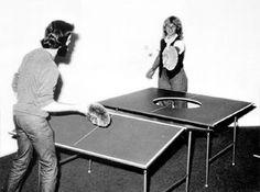 ..:: Temple of Light ::..: Fluxus table tennis by George Maciunas: