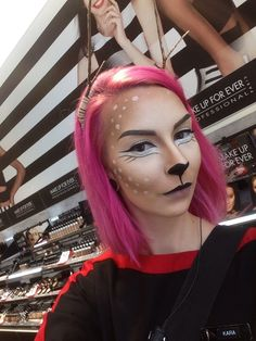 Beautiful Reindeer! by ParkRoyal. Tag your pics with #Halloween and #SephoraSelfie on Sephora's Beauty Board for a chance to be featured!