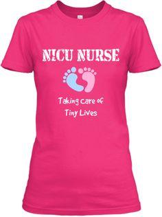 NICU NURSE Taking Care of Tiny Lives