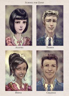 portraits for graduation
