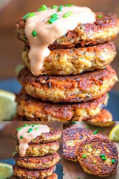 This Mackerel Patties recipe is simple, tasty and works every time. Serve these patties with my creamy BBQ sauce and you won't be disappointed! Mackerel Recipes, Salmon Recipes, Fish Recipes, Seafood Recipes, Cooking Recipes, Healthy Recipes, Delicious Recipes, Recipes With Ground Fish, Gastronomia