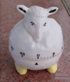 Little Lamb Kitchen Timer
