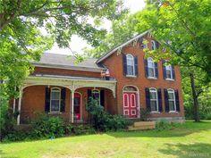 Check out this 1850's brick Victorian Classic in great Elma location.   Bring your finishing touches this home has a spacious living…