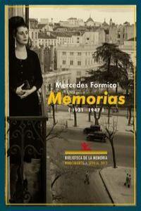 Memorias : Visto y vivido; Escucho el silencio (1931-1947) / Mercedes Formica ; prólogo de Mariano Vergara. Ver en el catálogo: http://cisne.sim.ucm.es/record=b3312921~S6*spi
